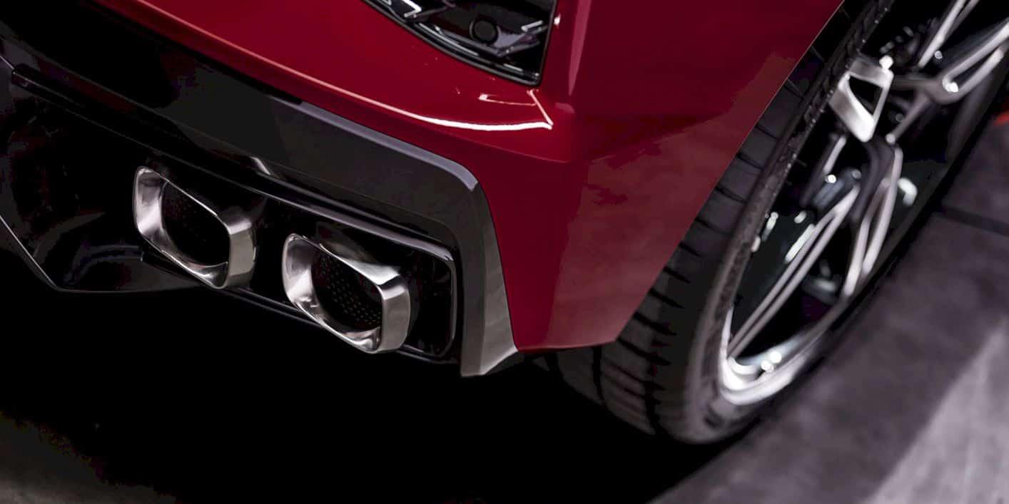 2020 Chevrolet Corvette C8 Stingray 9