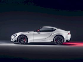 2020 Toyota Gr Supra 2 0l 8