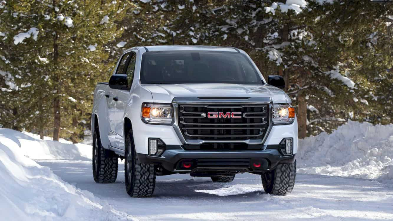 2021 Gmc Canyon At4 14