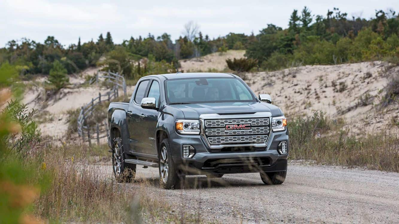 2021 Gmc Canyon At4 16