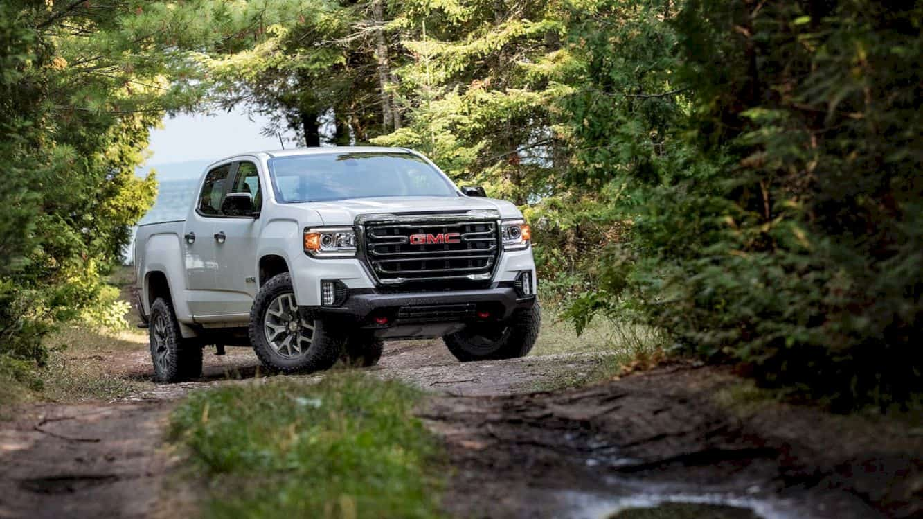 2021 Gmc Canyon At4 18