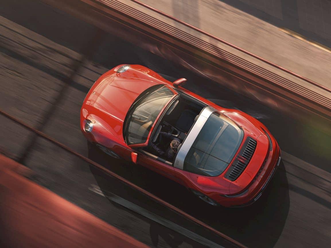 2021 Porsche 911 Targa 10