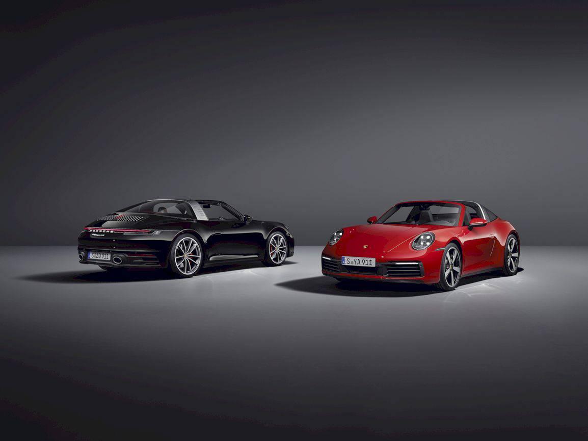 2021 Porsche 911 Targa 5