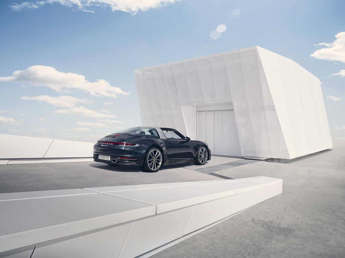 2021 Porsche 911 Targa 8