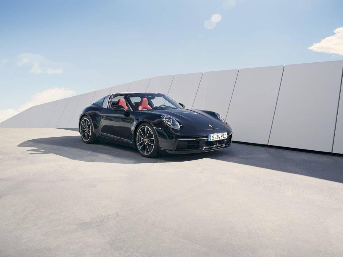 2021 Porsche 911 Targa 9
