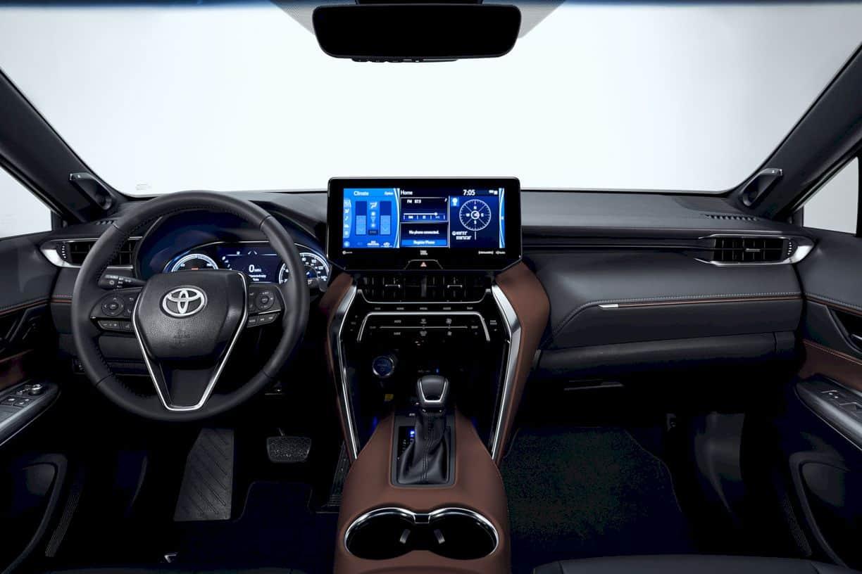 2021 Toyota Venza 1