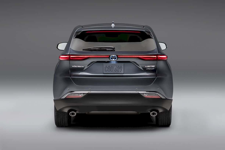2021 Toyota Venza 6