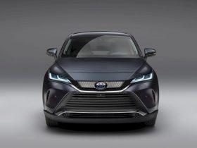 2021 Toyota Venza 7