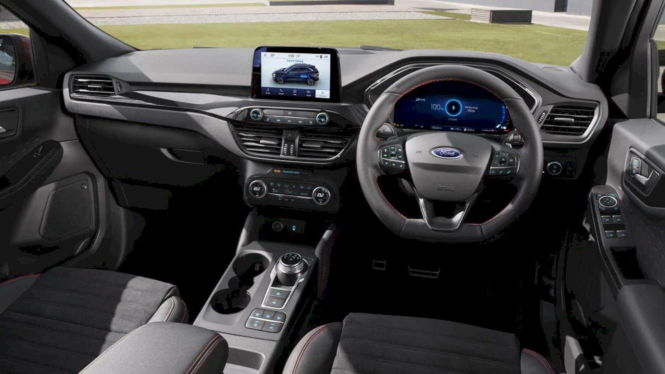 All New Ford Kuga 8
