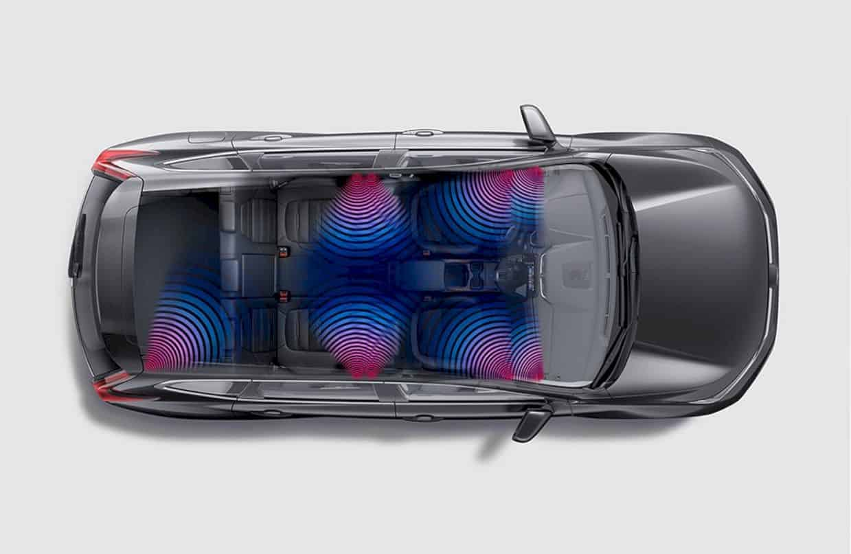 All New Honda Cr V Hybrid 1