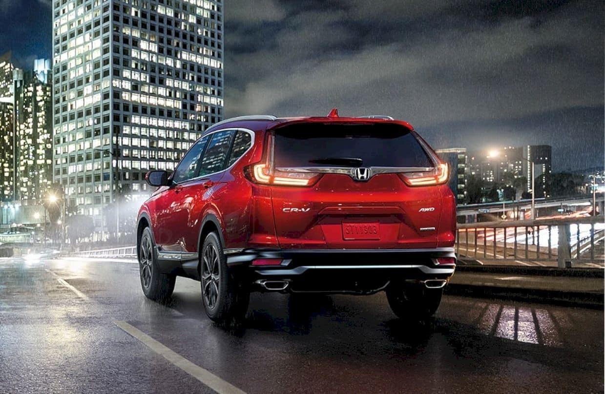 All New Honda Cr V Hybrid 10