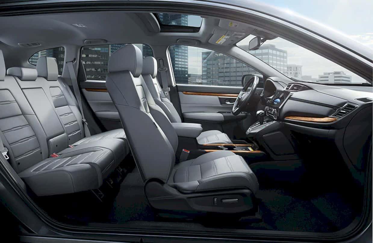 All New Honda Cr V Hybrid 11