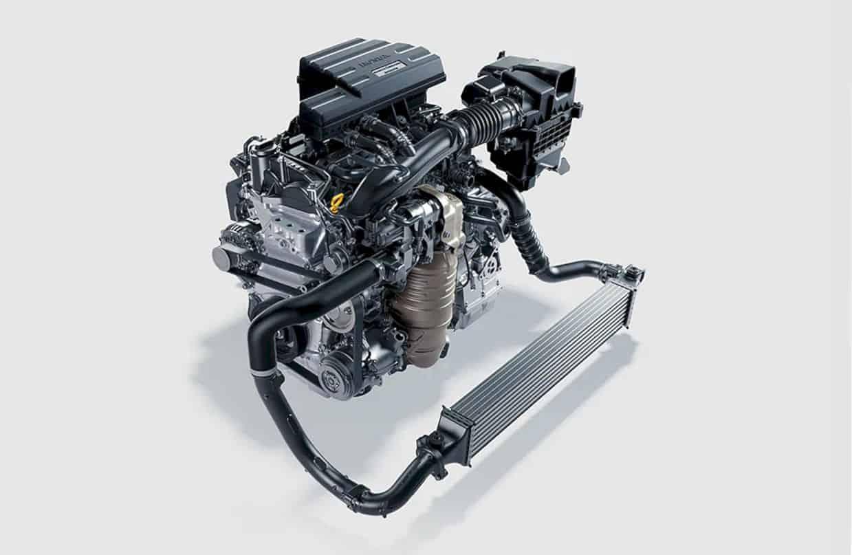 All New Honda Cr V Hybrid 3