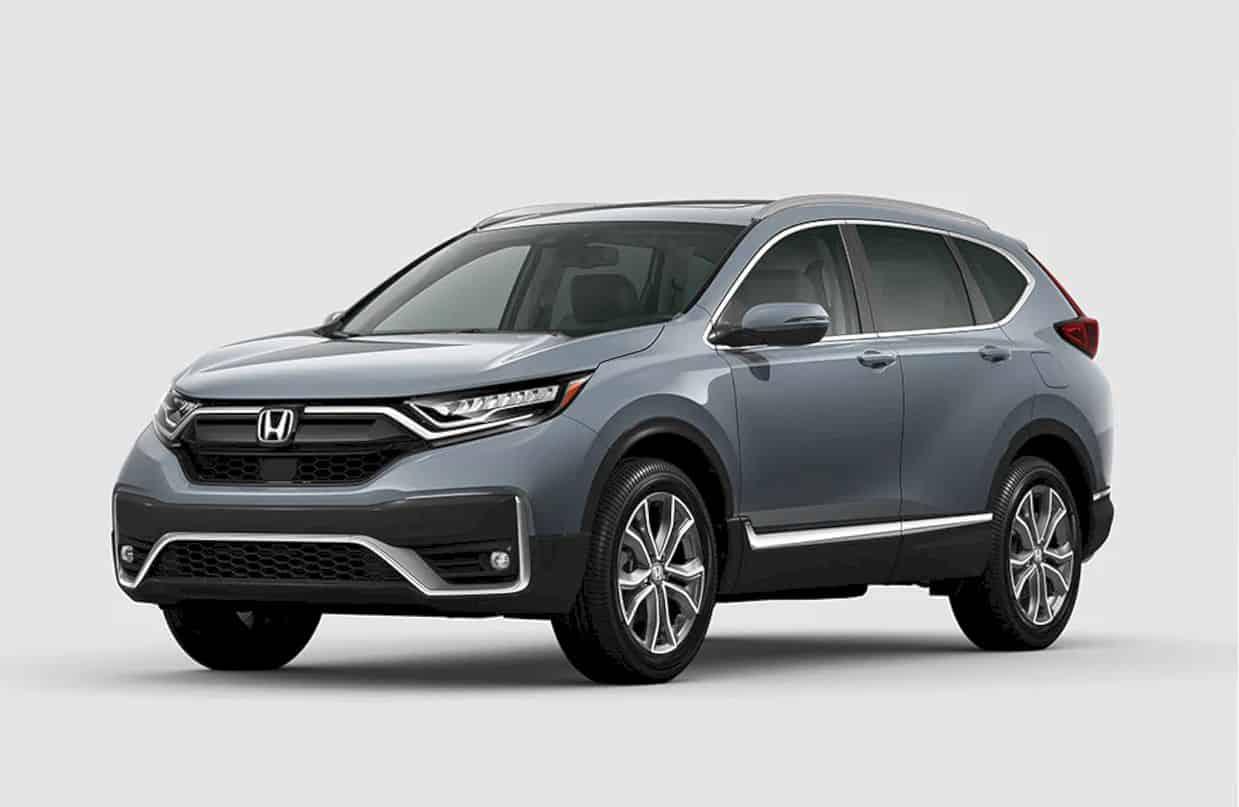 All New Honda Cr V Hybrid 4