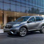 All New Honda Cr V Hybrid 5
