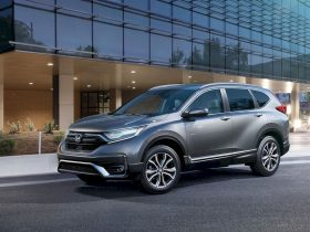 All New Honda Cr V Hybrid 5