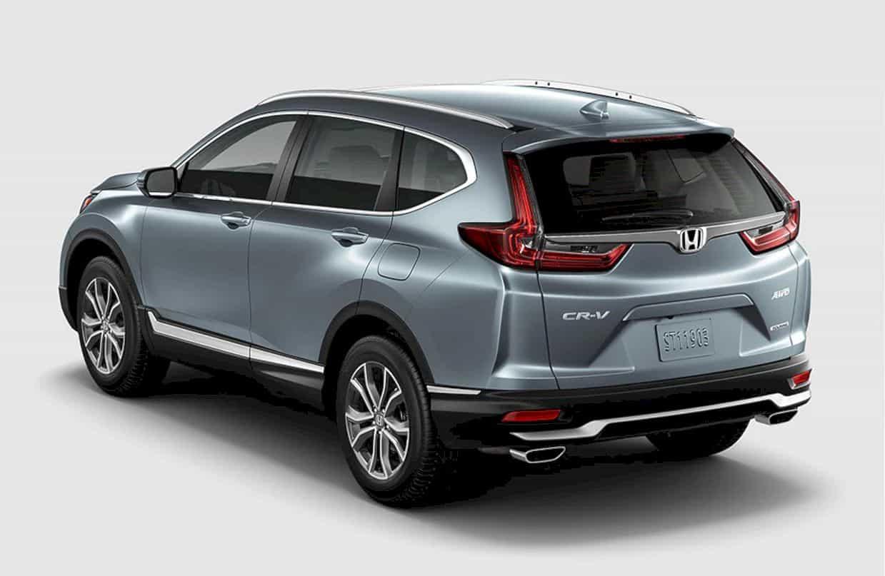 All New Honda Cr V Hybrid 6