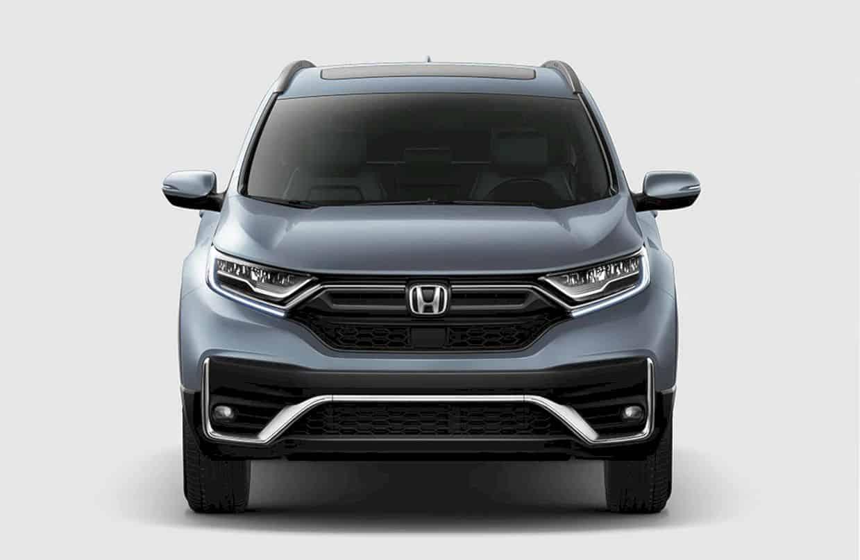 All New Honda Cr V Hybrid 8