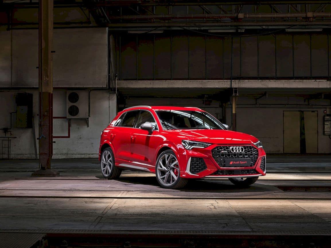 Audi Rs Q3 And Audi Rs Q3 Sportback 6