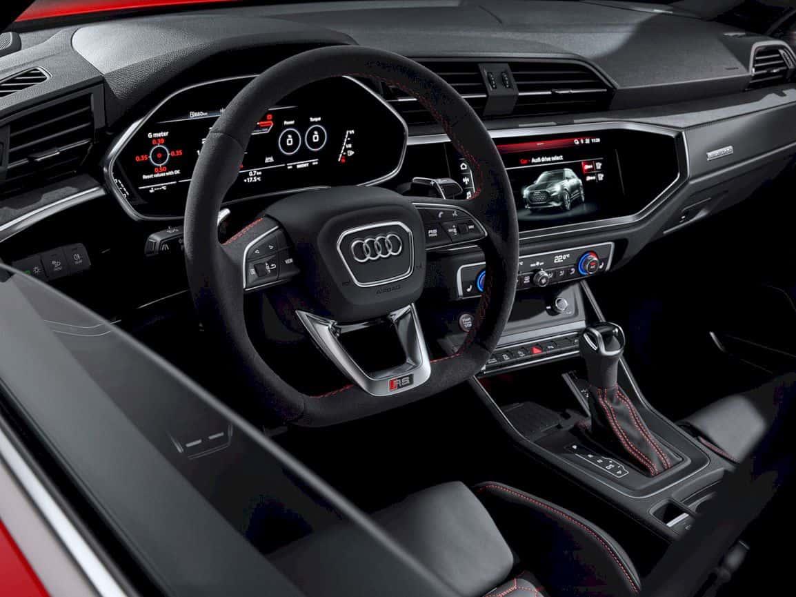 Audi Rs Q3 And Audi Rs Q3 Sportback 9