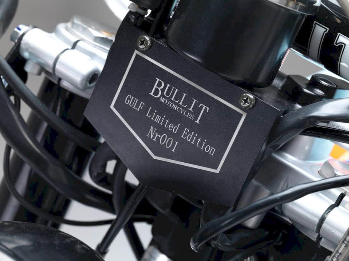 Bullit Hero Gulf Edition 2