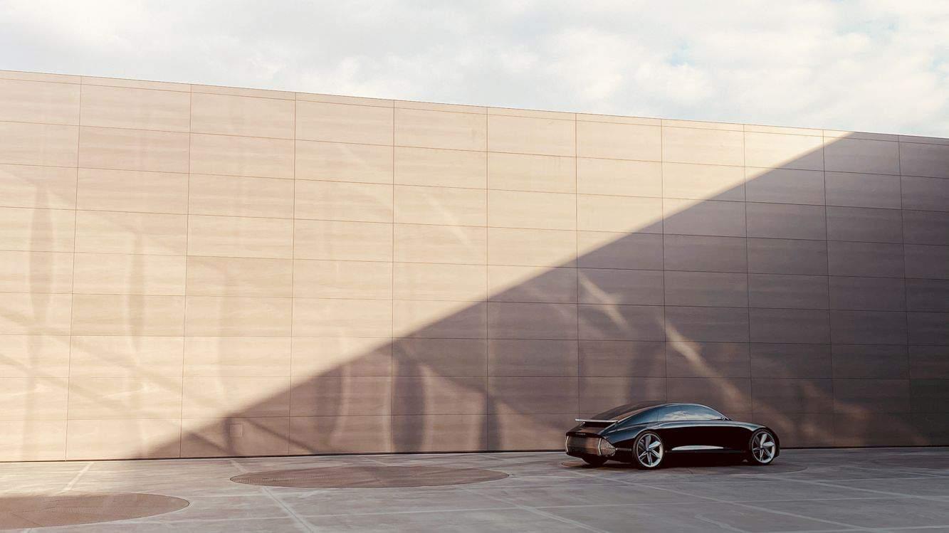 Hyundai Prophecy Concept Ev 10