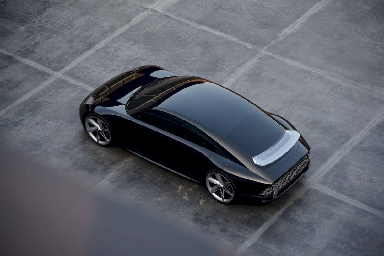 Hyundai Prophecy Concept Ev 11