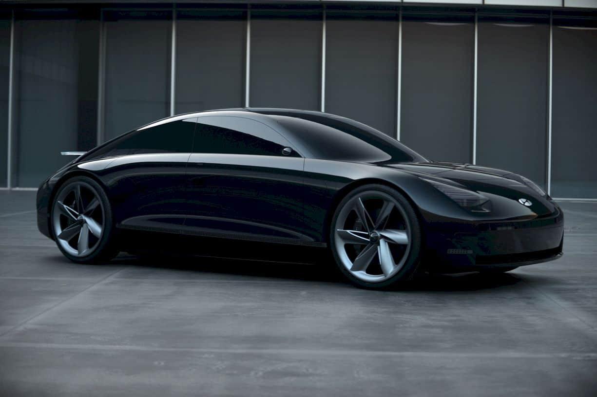Hyundai Prophecy Concept Ev 13