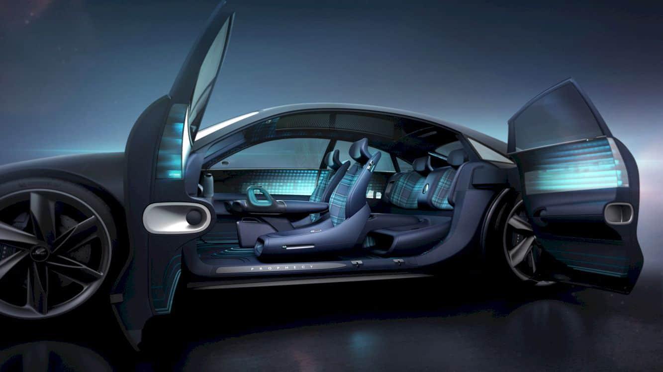 Hyundai Prophecy Concept Ev 2