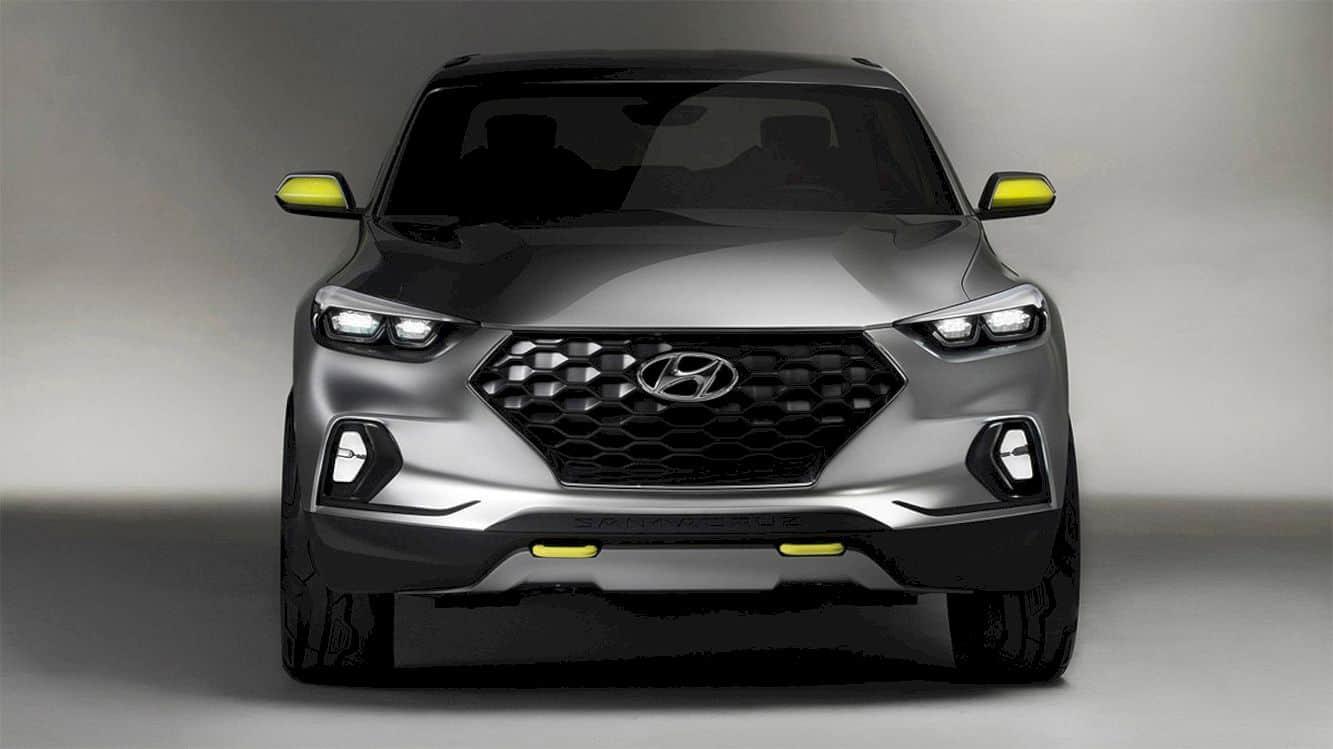 Hyundai Santa Cruz 1