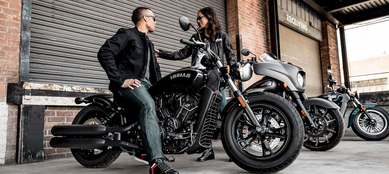 Indian Scout Bobber Sixty 4