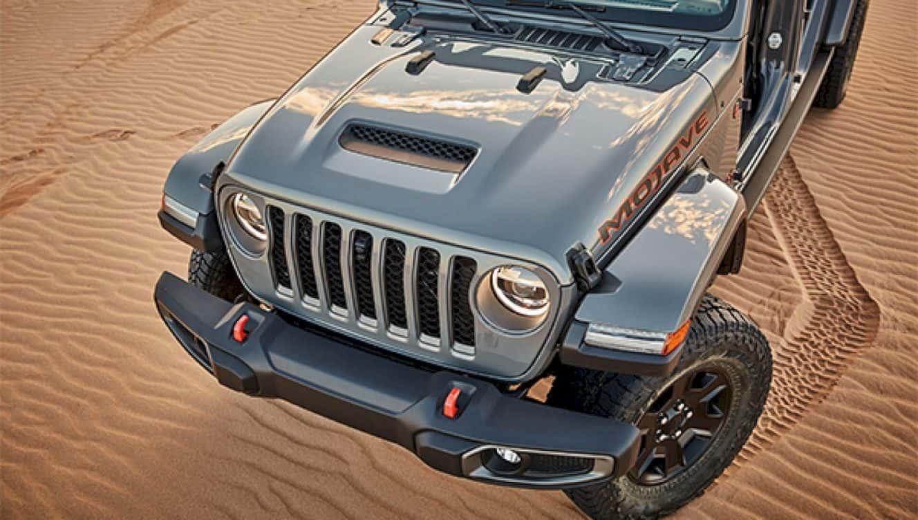 Jeep Gladiator Mojave 1