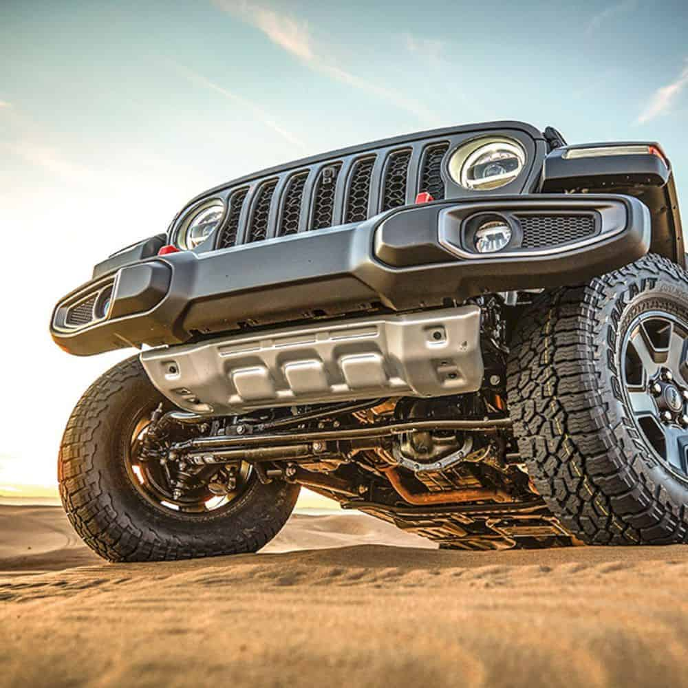 Jeep Gladiator Mojave 10