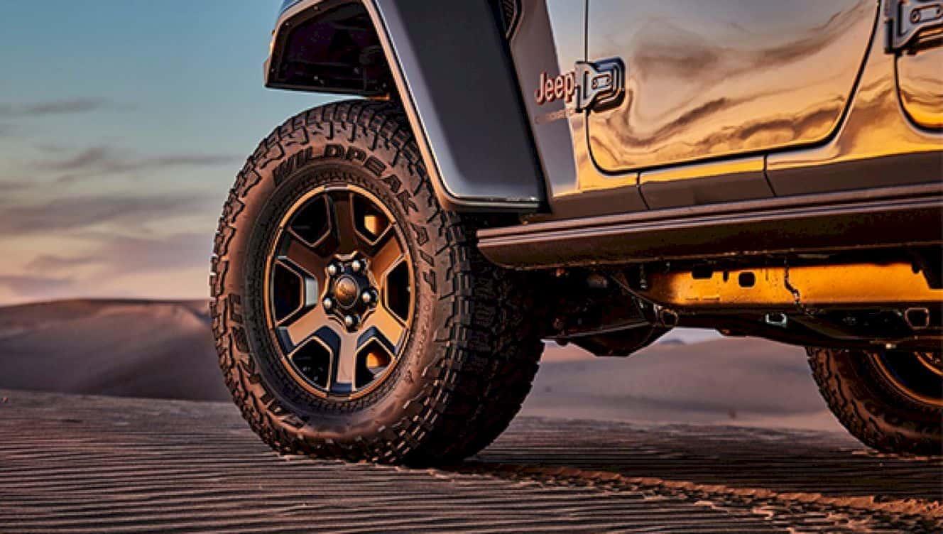 Jeep Gladiator Mojave 14