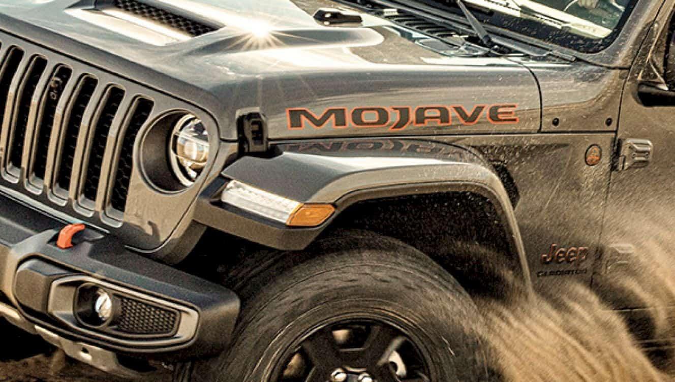 Jeep Gladiator Mojave 3