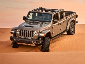 Jeep Gladiator Mojave 6