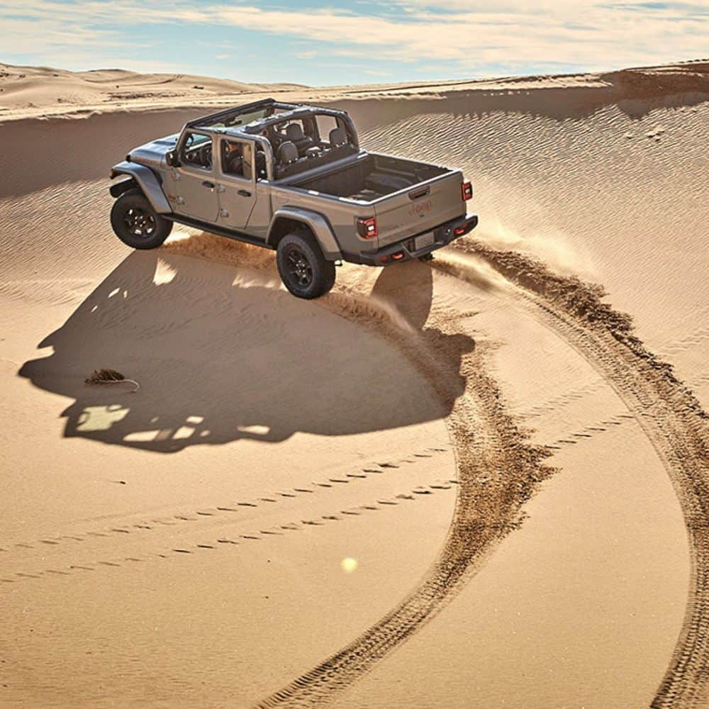 Jeep Gladiator Mojave 7