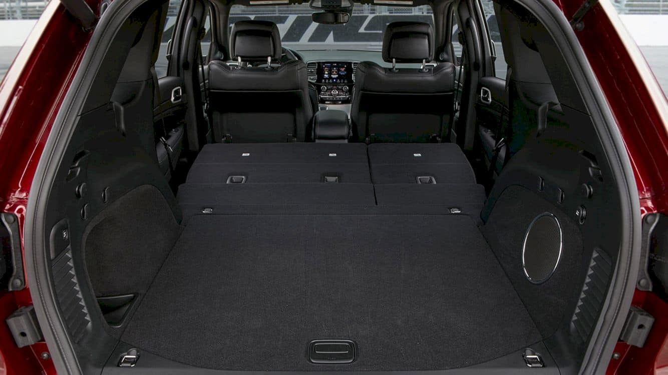 Jeep Grand Cherokee 8