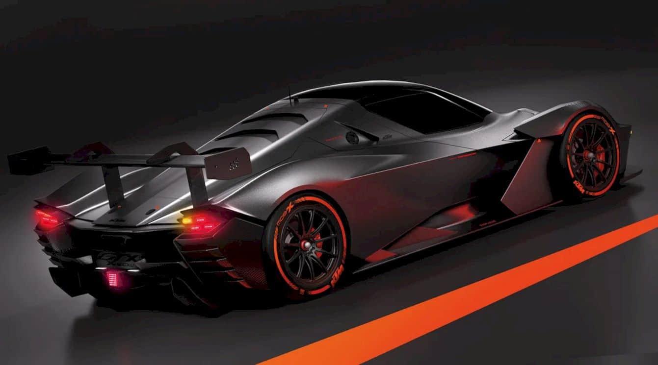 Ktm X Bow Racer Gtx 1