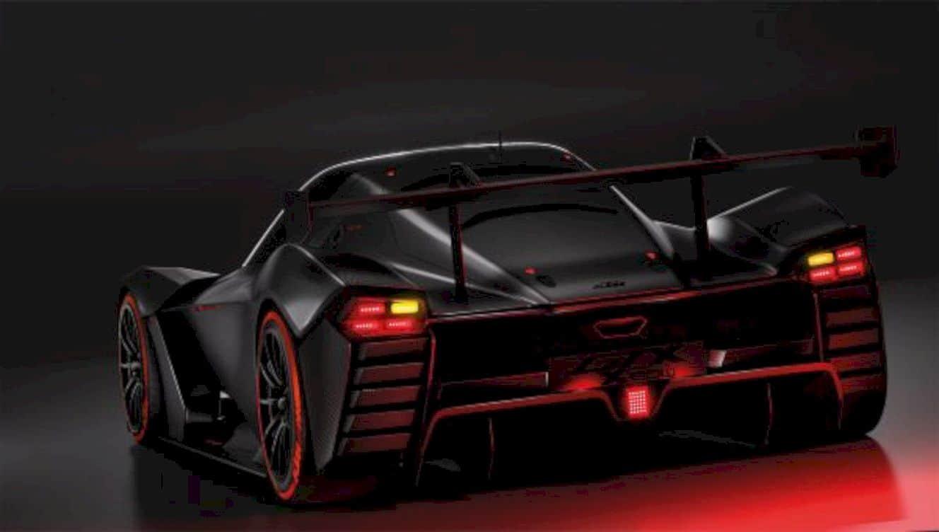 Ktm X Bow Racer Gtx 3