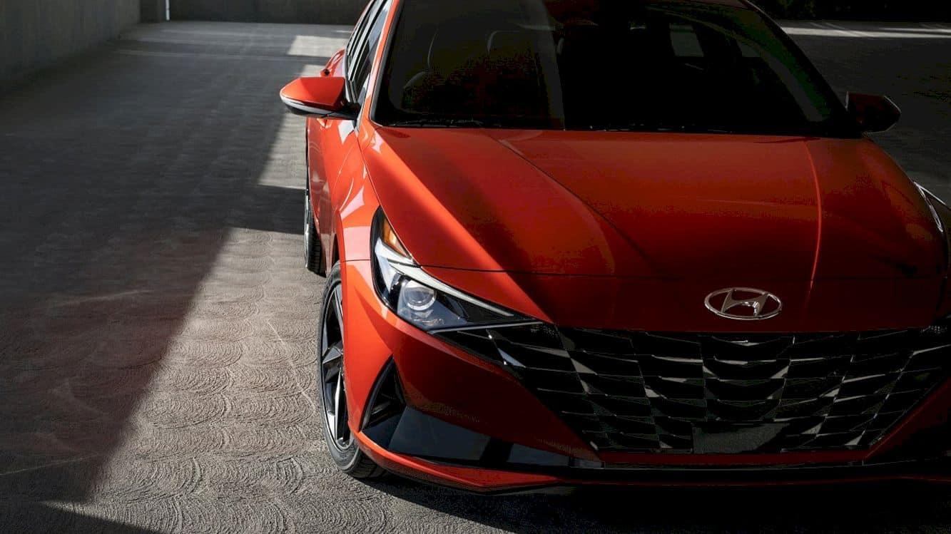 The All New 2021 Hyundai Elantra 3