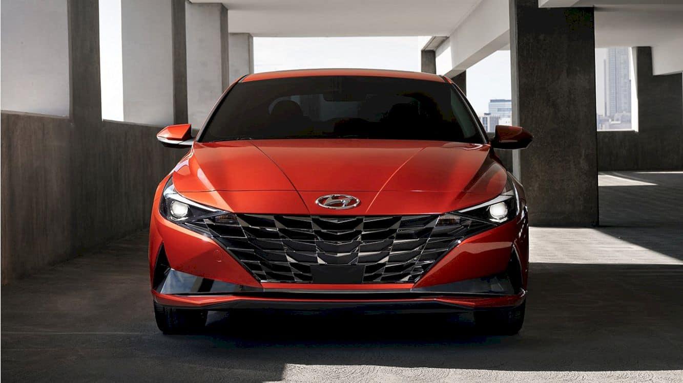 The All New 2021 Hyundai Elantra 4