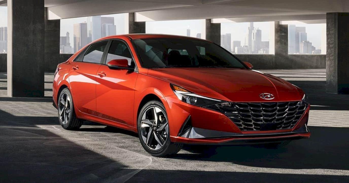 The All New 2021 Hyundai Elantra 6