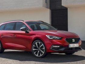 The New Seat Leon Sportstourer 11