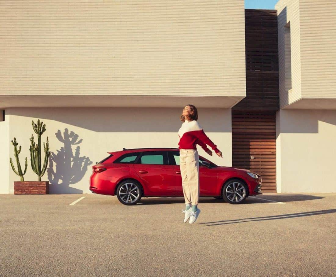 The New Seat Leon Sportstourer 12