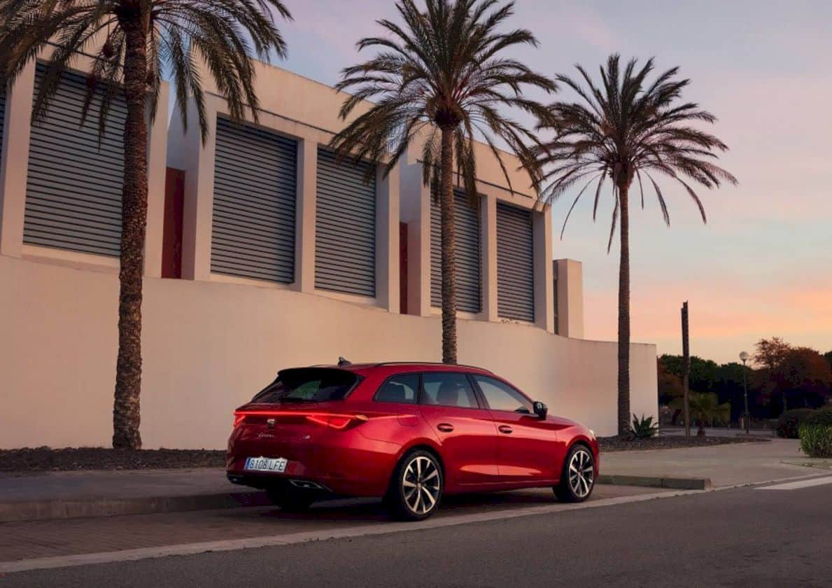 The New Seat Leon Sportstourer 4