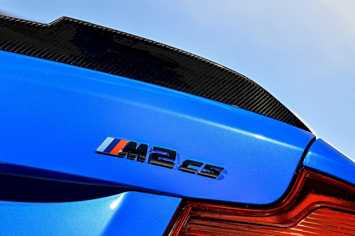2020 Bmw M2 Cs Coupe 4