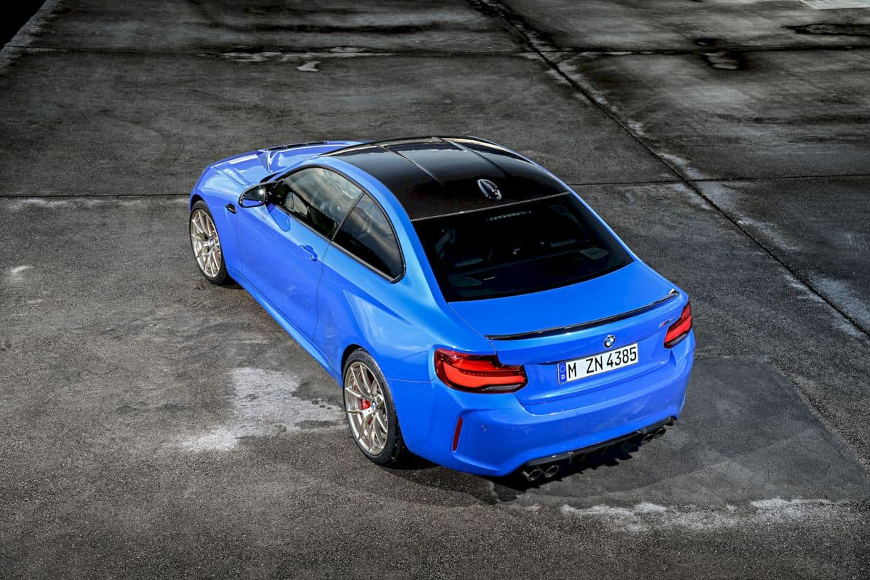 2020 Bmw M2 Cs Coupe 8