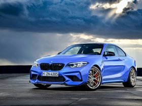 2020 Bmw M2 Cs Coupe 9