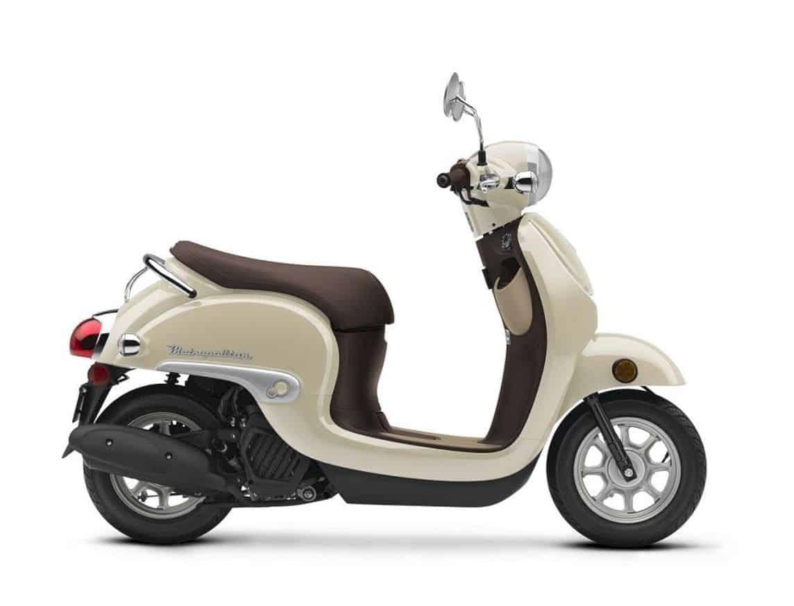 2020 Honda Metropolitan 2